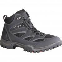 Ecco 8111645385 Black (schwarz) - ungefütterter Stiefel
