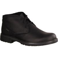 Morris Lace II Black (schwarz) - gefütterter Stiefel