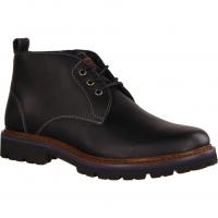 Rieker 19994-00 Schwarz - gefütterter Stiefel