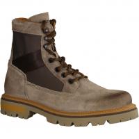 11638-1878 Taupe (braun) - gefütterter Stiefel
