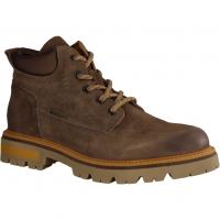 11637-1877 Morro (Braun) - gefütterter Stiefel