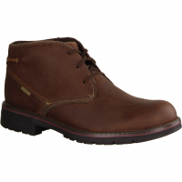 Morris Lace II Brown (braun) - gefütterter Stiefel