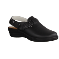 Slowlies 180 Schwarz - Clogs
