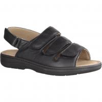 230 Schwarz - Sandale