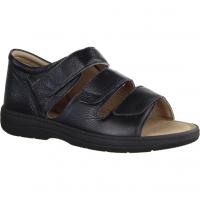 235 Schwarz - Sandale