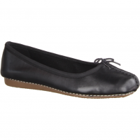 Freckle Ice Black (schwarz) - Ballerina