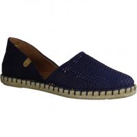 Legero 00822-86 Tanaro 4.0,Ballerina,Blau Indaco (Blue) - Ballerina