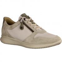 Breeze 1 112262-19 Aluminium/Khaki (grau) - Schnürschuh