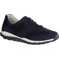 Gabor Comfort 26445-16,Blau Blue - Schnürschuh