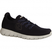 Giesswein Merino 548 Wool Runners, Sneaker Dunkelblau