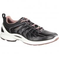 Ecco Biom Fjuel 8375230100 Sneaker,Schwarz Black - sportlicher Schnürschuh