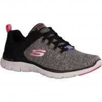 Flex Appeal 4.0 149307-BKP Black/Pink (schwarz) - sportlicher Schnürschuh