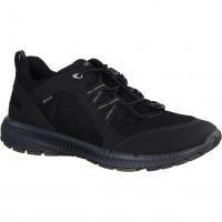 Skechers D`Lites 11930-BKW Black/White (schwarz) - sportlicher Schnürschuh