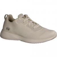 Bobs Squad 32504-WHT White (weiß) - sportlicher Schnürschuh