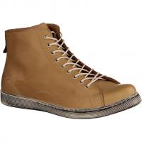 0341500 Camel (braun) - sportlicher Schnürschuh