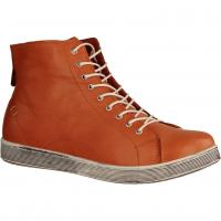 0341500 Rost (braun) - sportlicher Schnürschuh