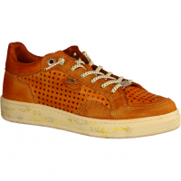 C-1181 SRA Nature Tin Ambar (Orange) (rot) - sportlicher Schnürschuh