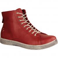 0341500 Rosenholz (rot) - sportlicher Schnürschuh