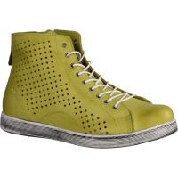 0347905 Limone (gelb) - sportlicher Schnürschuh