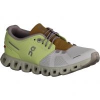 Candice Cooper Rock 01 Gelb - sportlicher Schnürschuh