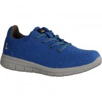 Wonder 6876 Türkis (blau) - sportlicher Schnürschuh