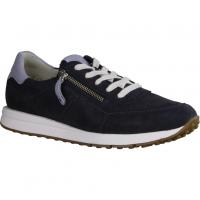 Gabor Comfort 26981-24 (blau) Nautic,Blau - sportlicher Schnürschuh