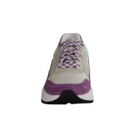 Skechers Meridan 13019-WMLT White/Multi - sportlicher Schnürschuh