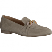Sioux Libisia Metal (grau) - Slipper