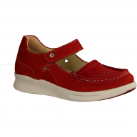 Wolky Two Stretch 0590210570 Red Summer (rot) - Slipper