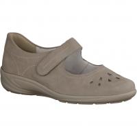 Ganter 204799-040 Offwhite (grau) - Slipper mit loser Einlage