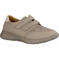Semler Judith J7095-071,Jeans (grau) - Slipper mit loser Einlage