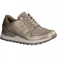 Hiroko-Soft H64007-230 Taupe (grau) - Schnürschuh mit loser Einlage