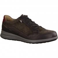 Prato Anthracite/Carbon/Bordo (grau) - Schnürschuh mit loser Einlage