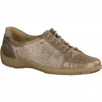 Semler T6026-507 Grigio/Silber (grau) - Schnürschuh mit loser Einlage