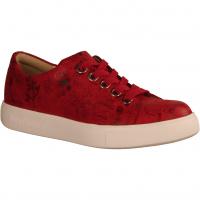Elpaso Red - - Schnürschuh mit loser Einlage (rot)