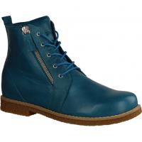 0348781 Topas (Türkis) (blau) - ungefütterte Stiefelette