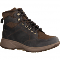 Seattle Dry-X Navy/Brown (blau) - ungefütterte Stiefelette