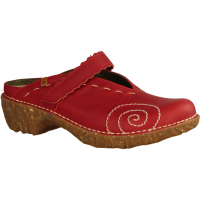 NG96 Yggdrasil Red - Clogs (rot)