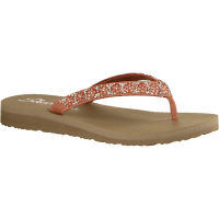 Skechers Meditation 31559-ROS Daisy Delight Rose - Zehentrenner
