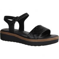 Ecco Offroad 8221230100 Black (schwarz) - sportliche Sandale