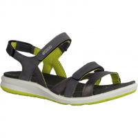 Ecco Cruise 8218335086 Dark Shadow/Magnet/Sulphur (grau) - sportliche Sandale