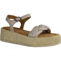 Ecco Offroad Yucatan 0695635469 Atmosphere/Ice/Black (beige) - sportliche Sandale