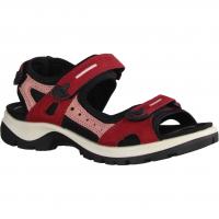 Brcuelo 069, Rouge (rot) - sportliche Sandale