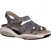 Shik 82594-90 Sandale, Capri Kombi Capri/Kombi (blau) - sportliche Sandale