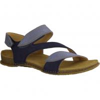 Rieker 68851-12 Blau - sportliche Sandale