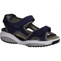 Rieker 64211-14 Blau - sportliche Sandale
