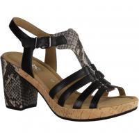 Gabor Comfort 62783-57 Schwarz - elegante Sandale