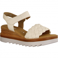 Gabor Comfort 82773-50 Weiss (weiß) - elegante Sandale (weiß)