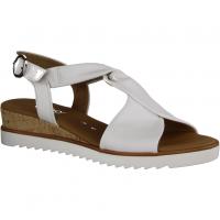 Gabor Comfort 22831-51 Weiß - elegante Sandale