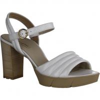 Gabor 23728-21 Weiß - elegante Sandale